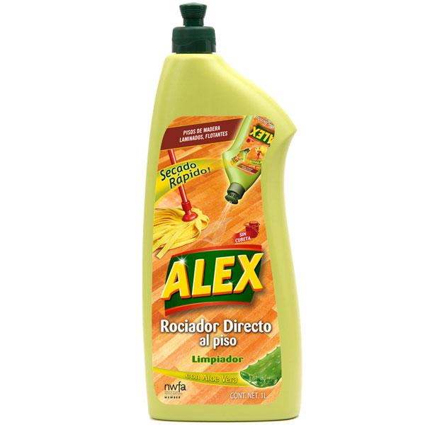 ALEX Straight On Cleaner offers maximum care and hydration thanks to its balanced pH and its natural ingredients such as aloe vera.