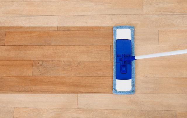 Over time, sunlight, heat, and humidity affect the floors making them lose their natural colour.